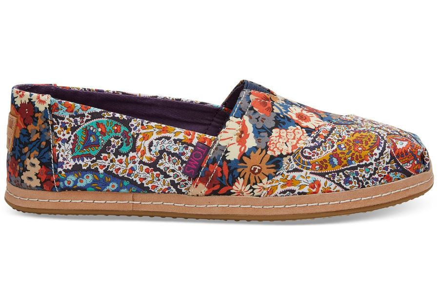 80e47afe8fe TOMS and Liberty London Collab - theFashionSpot