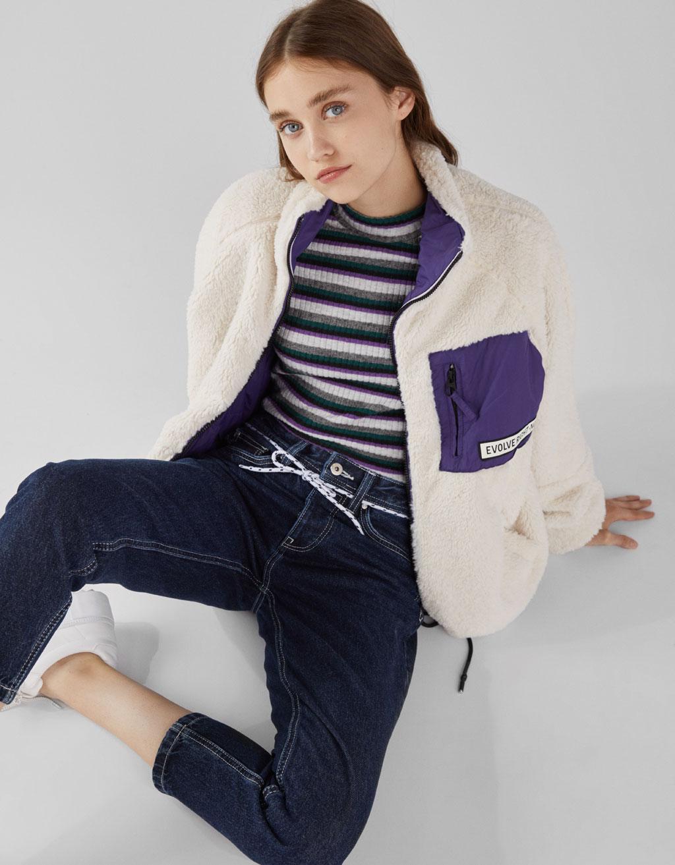 A Zip-Up Fleece