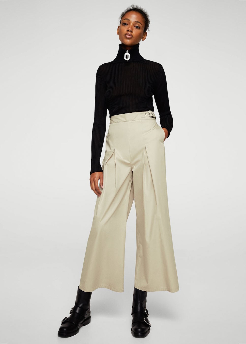 e365bb4653 Wide-Leg Pants Are the New Skinnies - theFashionSpot