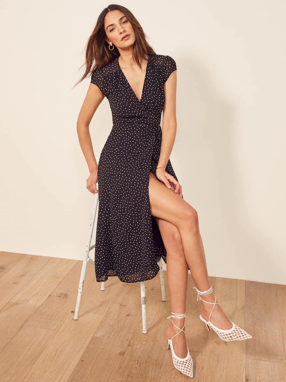 21 Reasons Wrap Dresses and Skirts Should Be Your Spring Uniform